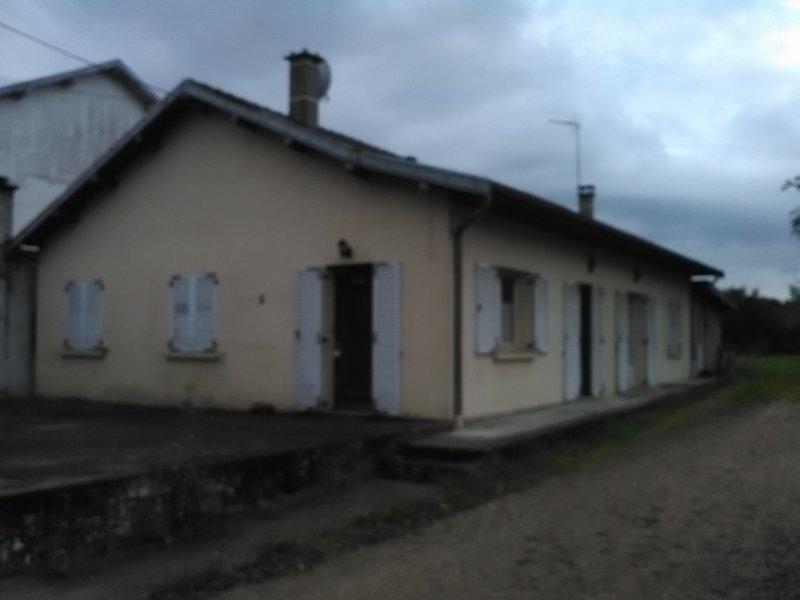 Mont Ss/Vaudrey : maison indiv avec terrain
