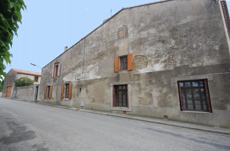vente maison 156 m carcassonne 11000. Black Bedroom Furniture Sets. Home Design Ideas