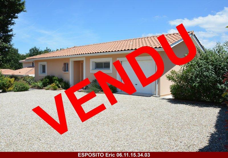 Villa T6 sur 945 m² à Biscarrosse Bourg