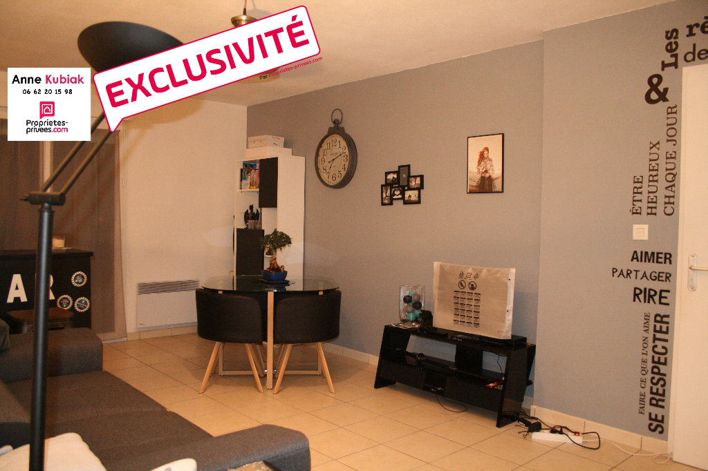 APPARTEMENT T2- RESIDENCE-46M2+TERRASSE+PARKING