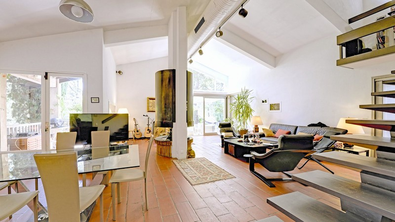 Grande demeure contemporaine
