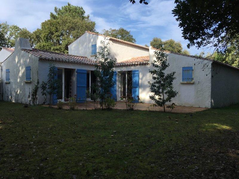 Maison 2 chambres Bois de la Chaize - Noirmoutier