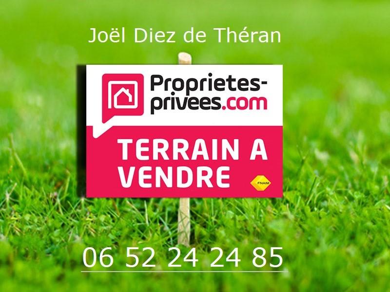 Terrain en diffus 760 m² Nord Toulouse