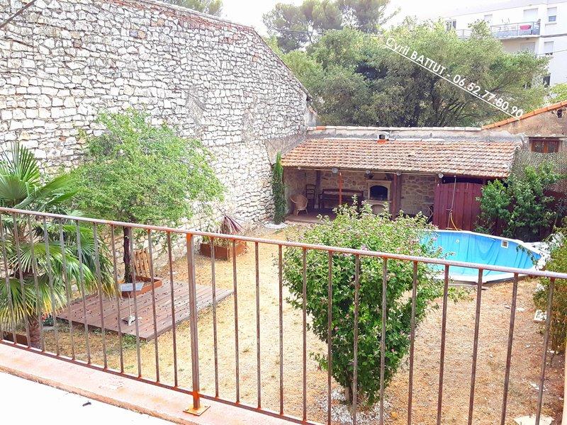 Maison 150m², 5 ch, piscine