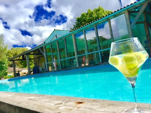 VILLA de 210m2 avec piscine au coeur des vignes BI