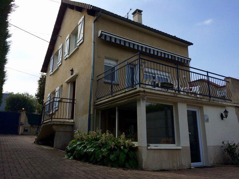 Vente maison de ville 80 m dreux 28100 for Location garage dreux