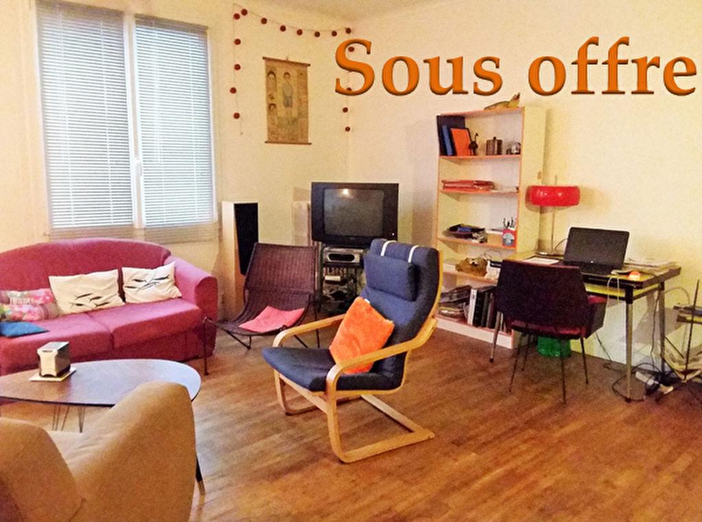 Appartement T3 2 chambres Saint Nazaire (44600)