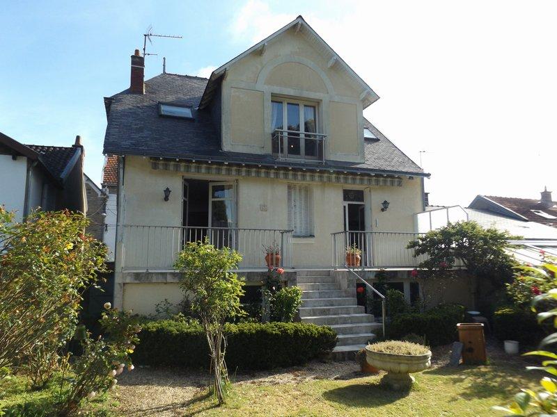 Maison- 147 m² - 4 chambres - La Perverie