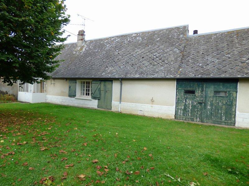 Vente maison individuelle 60 m illiers l 39 eveque 27770 for Vente maison individuelle 06