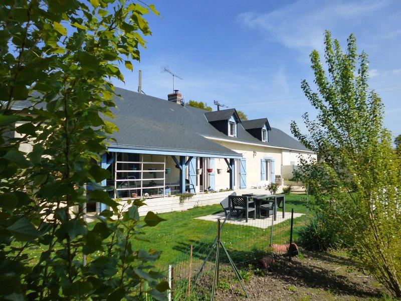 Berné  Maison en campagne de 105 m² environ