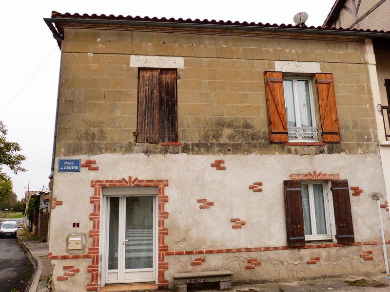 15mn Marmande - Maison 3ch,vaste garage et jardin