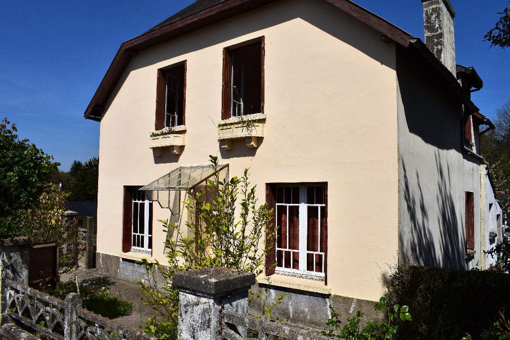 Vente maison à rénover 6 p  axe Guingamp Lannion  - 22540 Pédernec