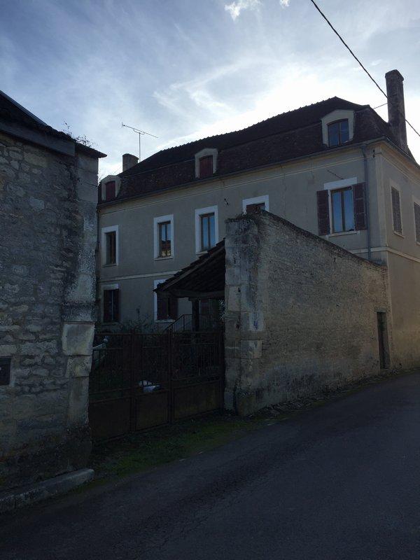Maison à rénover 160 M² ANCY LE LIBRE