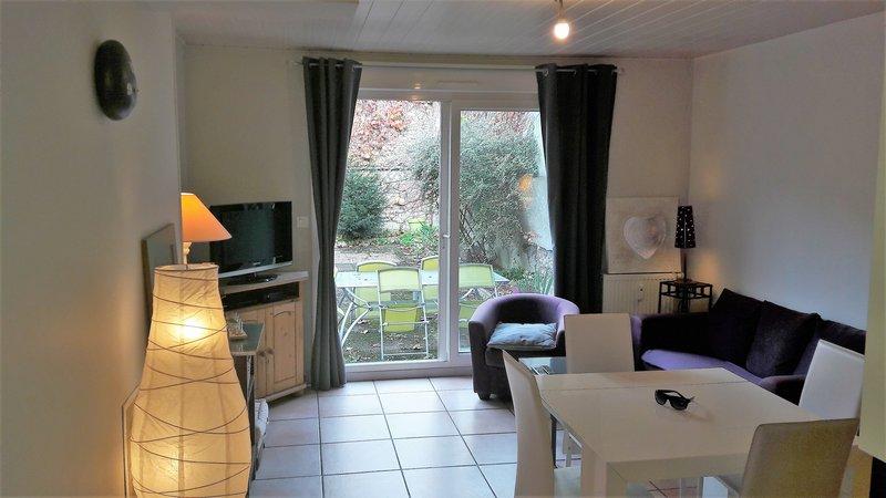 Appartement F3 avec jardin terrasse de 90M²