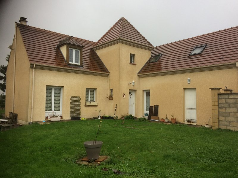 Vente maison r cente 180 m etrepagny 27150 for Vente maison recente