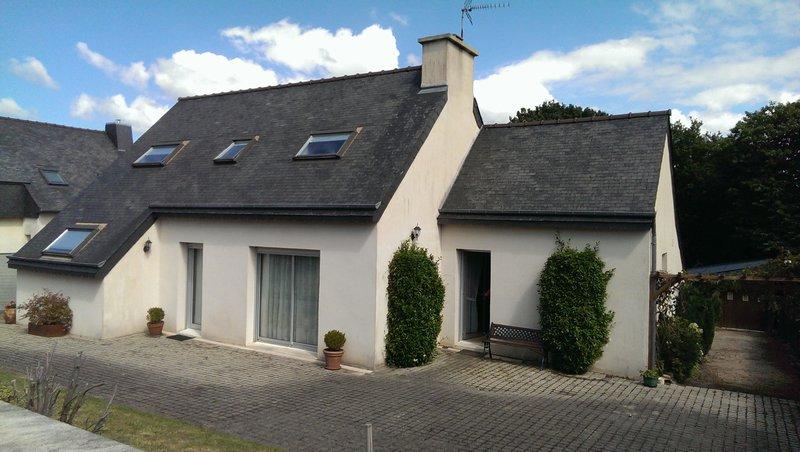 Vente maison r cente 100 m lannion 22300 for Garage peugeot lannion 22300