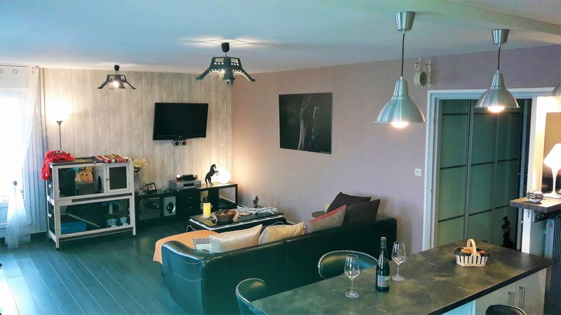 Appartement Lumineux T4 . 80M² de qualité