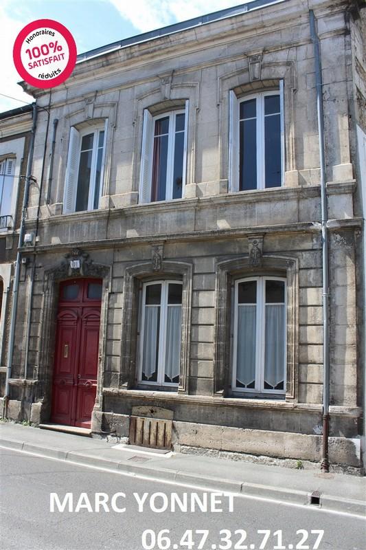 Maison, Angoulême (Quartier de la Bussatte)