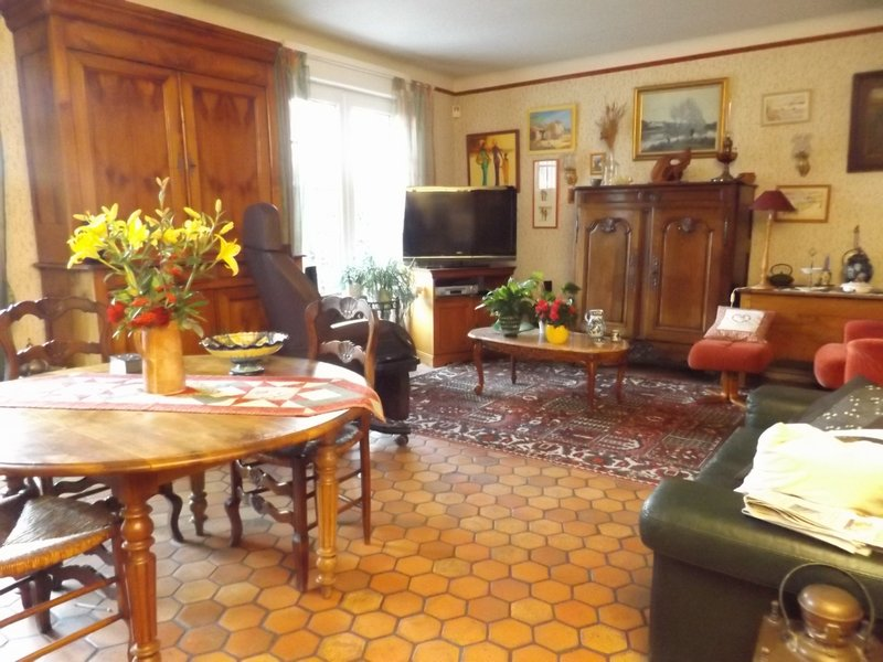 Maison - 120 m² - Vieux-Doulon