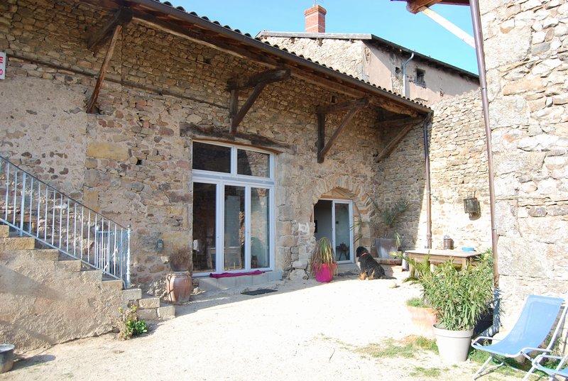 Maison bourguignone rénovée