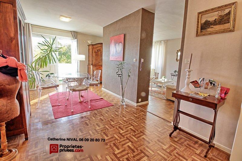 Saint Herblain Chezine T5 102 m2, 3 chambres