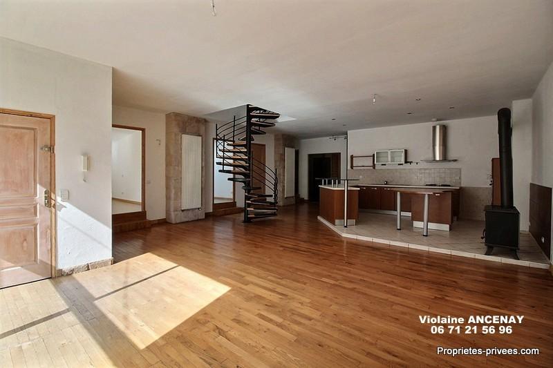 Appartement 168m² avec garage double, Aix centre