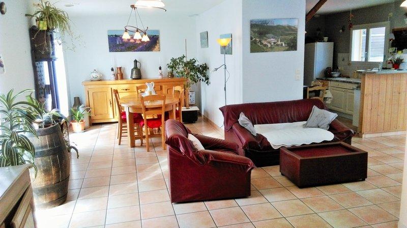maison plain pied 6 pièces 130 m2