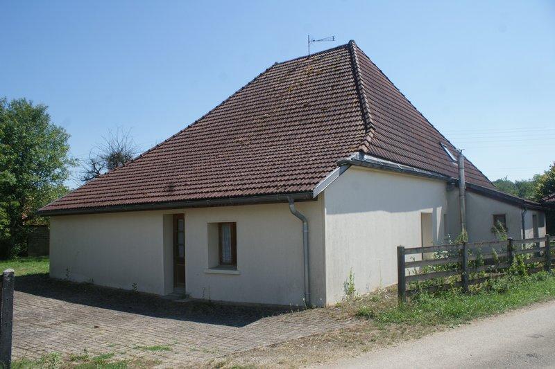 Secteur Ounans (39) maison 19° avec terrain