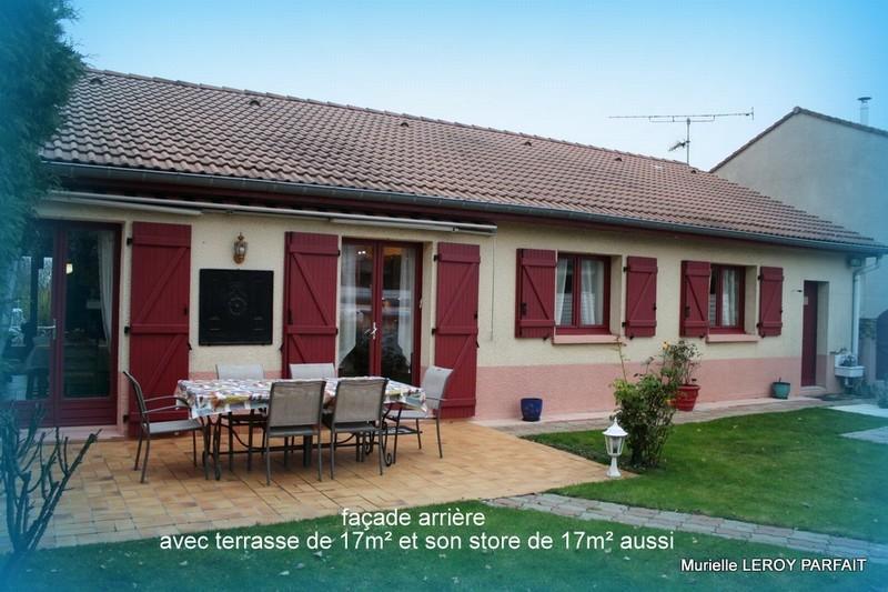 LUCEY/PLAIN-PIED/90m²/3ch/Jardin/Garage/209000€HAI