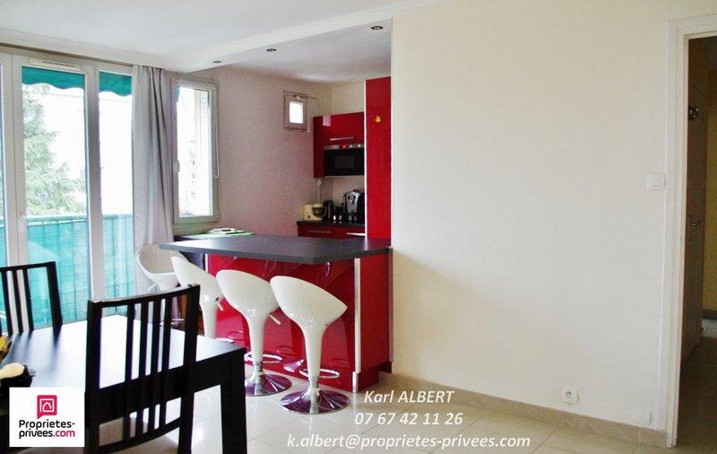 Appartement 4 pièces 57m² Meylan