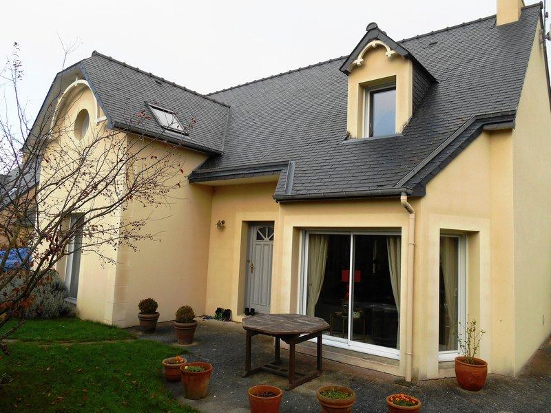 Maison contemporaine de 153m2 habitables Ploubalay