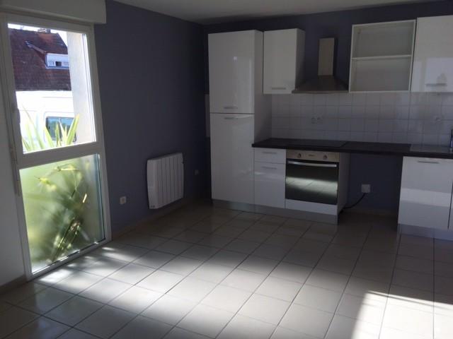 T3  Duplex - 54,24 m² - COUERON Centre Bourg