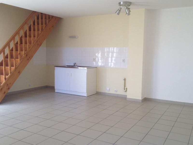 T3  Duplex - 59,28 m² - COUERON Centre Bourg