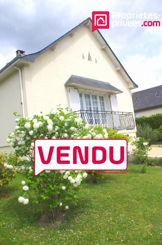 Maison à Bouchemaine avec terrain 876 m2