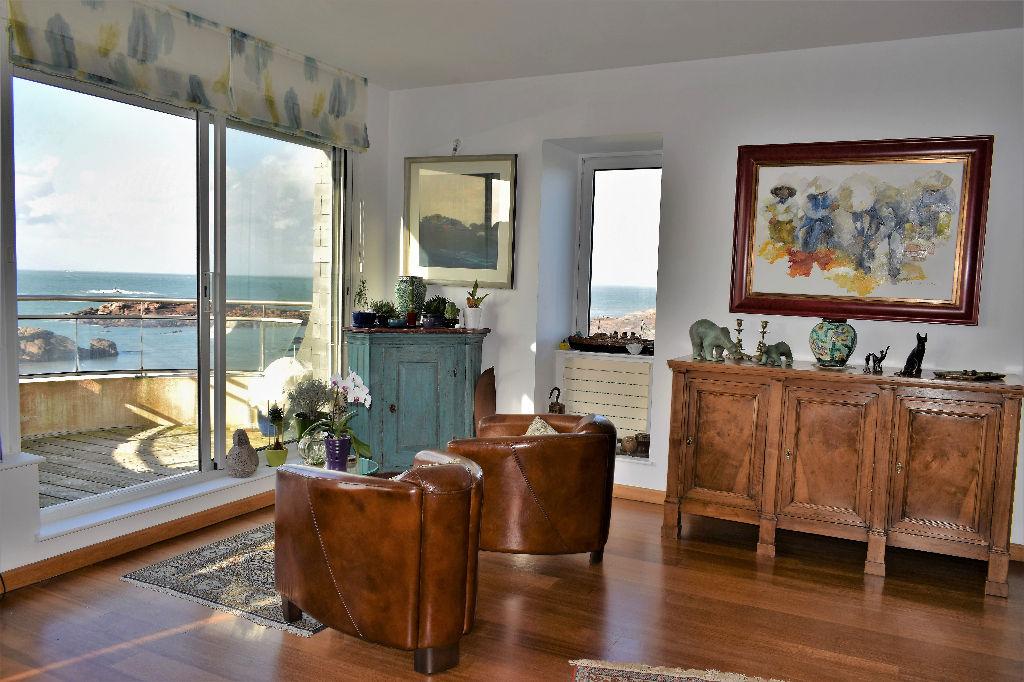 Vente appartement 160 m² vue mer, Trégastel - 22730