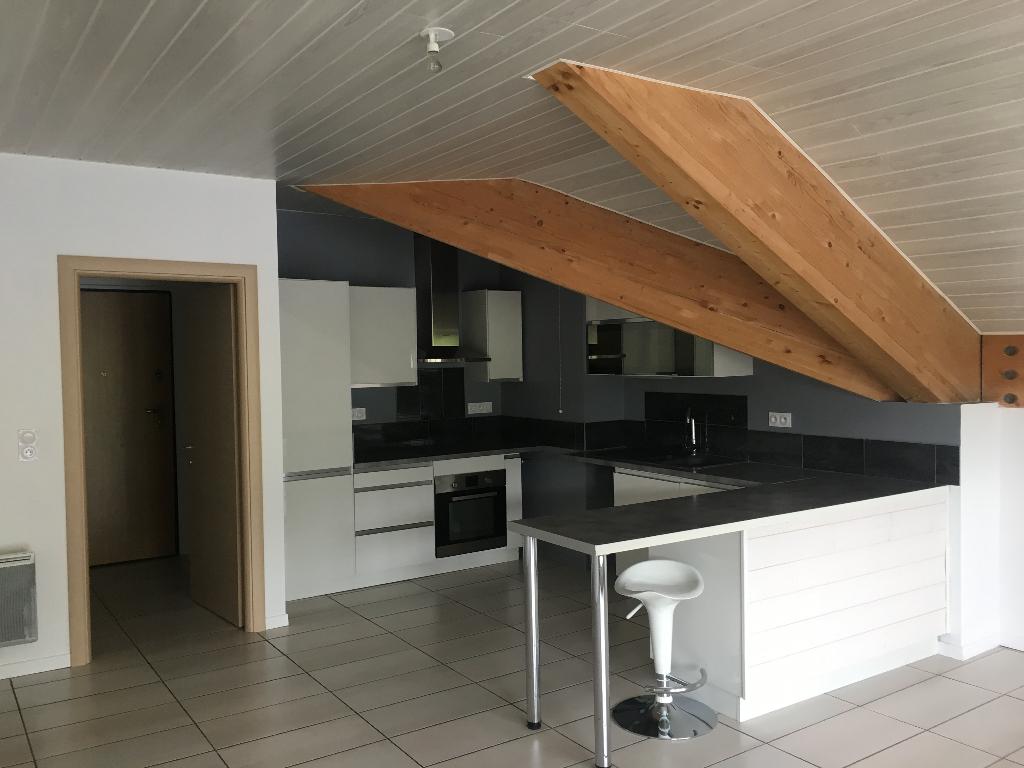 39220 Les Rousses - Appartement 75.86m² - 3 chambres - 2 places de parking au sous-sol