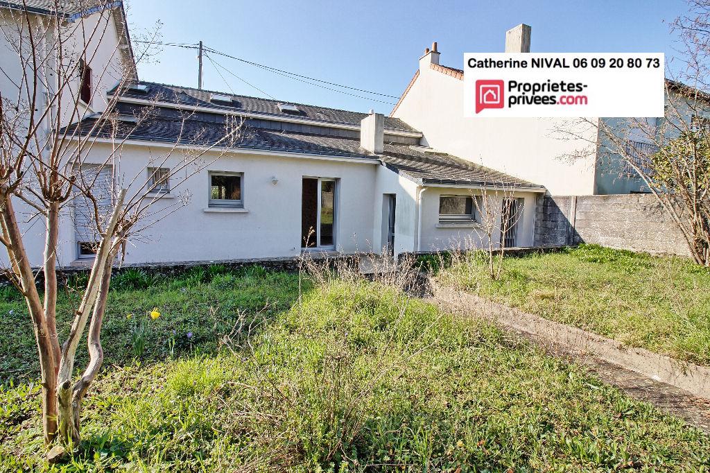 Nantes, maison à rénover proche Lonchamp