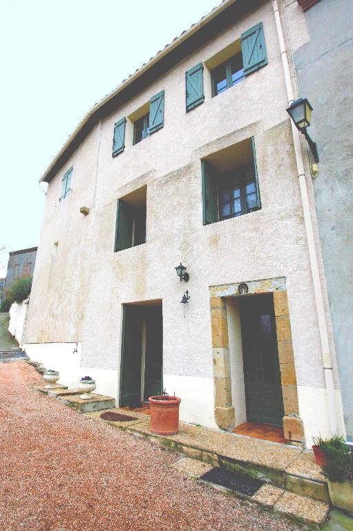 MAISON DE VILLAGE 5 P 100 M² CASTELNAUDARY (11400)