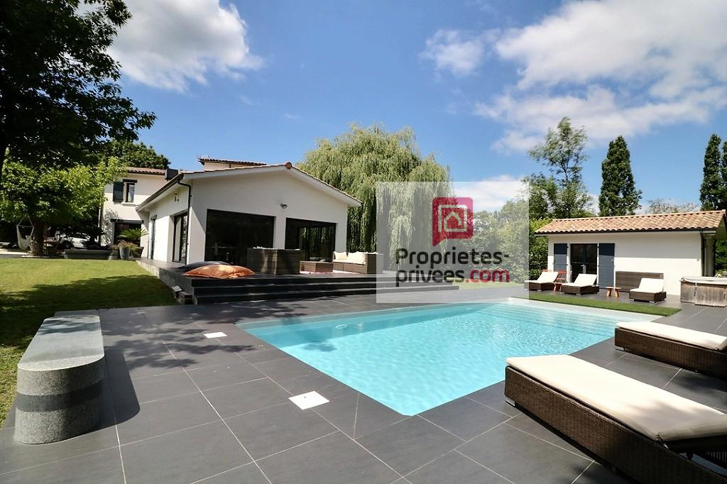 Maison de prestige avec piscine