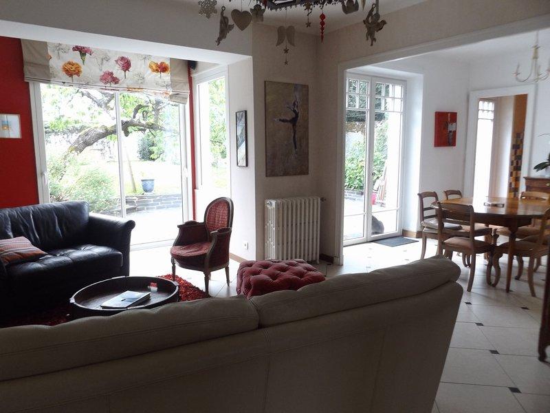 Maison de caractère - 244 m² - Saint Donatien