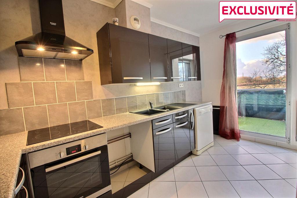 Appartement 4 pièces avec parking St Jean de Braye