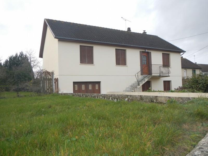 Maison de 90 m2 Sarthe Rouésse-Vassé (72140)