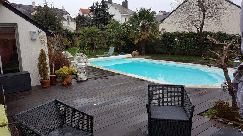 Maison 190m2 centre ville Carquefou