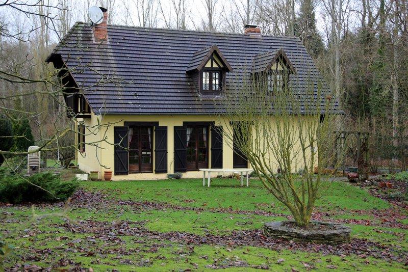 Pavillon 128m² Illeville sur Montfort
