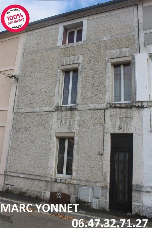 Maison de Ville Angoulême (Quartier Saint Cybard)