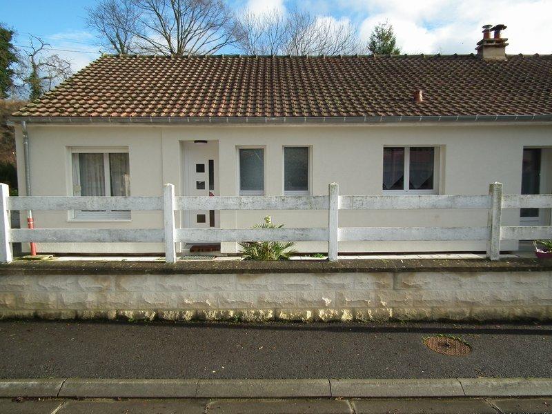 Maison rénovée en périphérie immédiate de Soissons