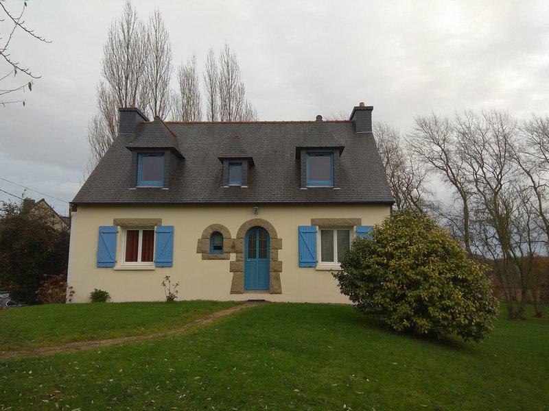 Côtes d'Armor 22170 Plerneuf Maison 4 chambres