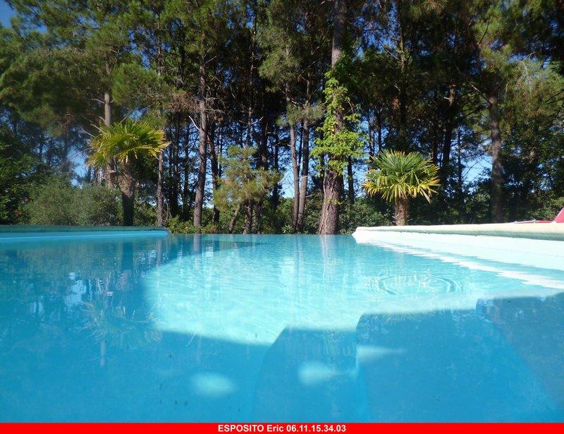 Villa T9 avec piscine sur 1813 m² au golf