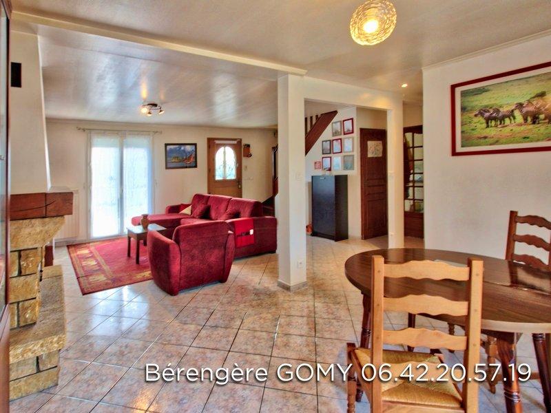 Maison 6 pieces 106m2 Argenteuil Bas Coteaux