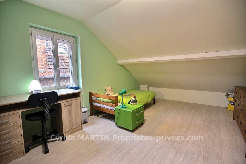vente maison 108 m fleury les aubrais 45400. Black Bedroom Furniture Sets. Home Design Ideas